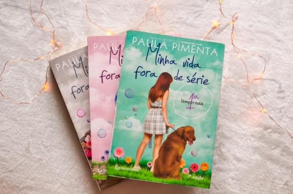 A Year Of Books -Minha Vida Fora de Série #3(10/24)